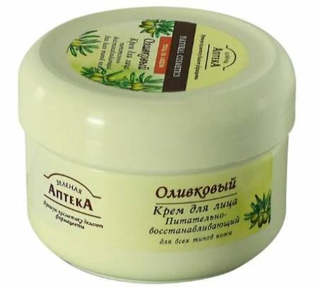 Оливковый крем для лица купить в аптеке